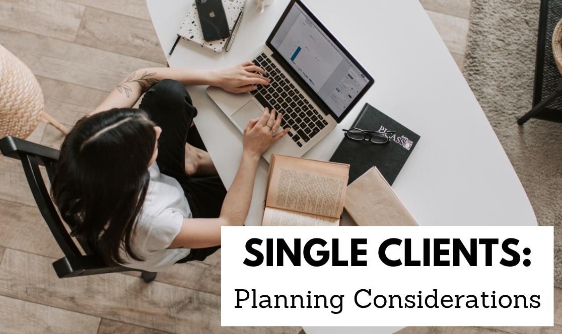 Trust Planning Considerations