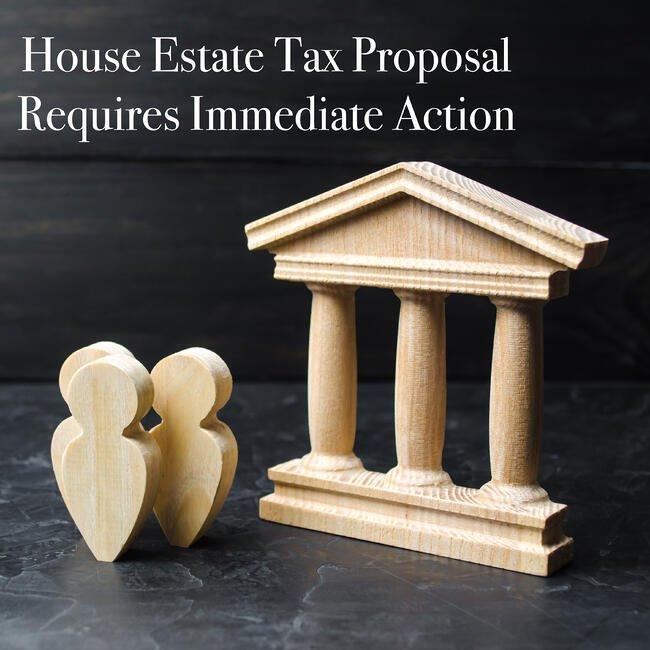 webinar - house tax proposals